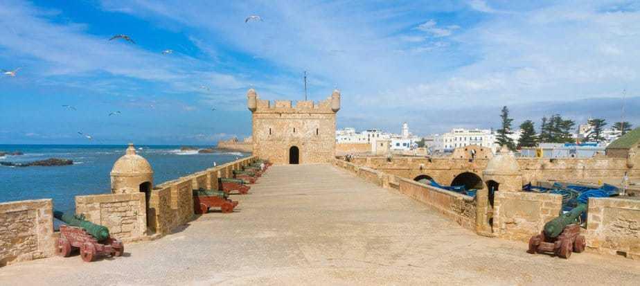 Essaouira, Magador