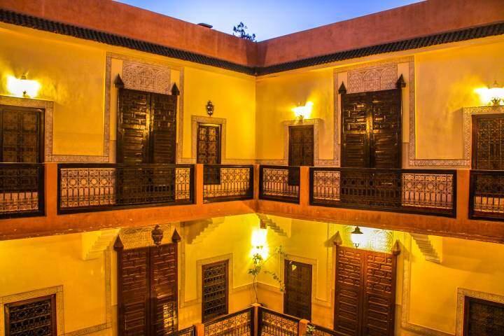 riad sidi ayoub marrakech
