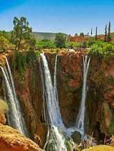 Marrakech Trip to Ouzoud falls