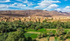 Trip from Fez to Marrakech via Dades valley