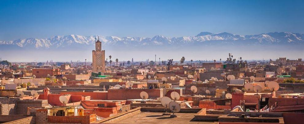 Marrakech trips to Atlas Mountains