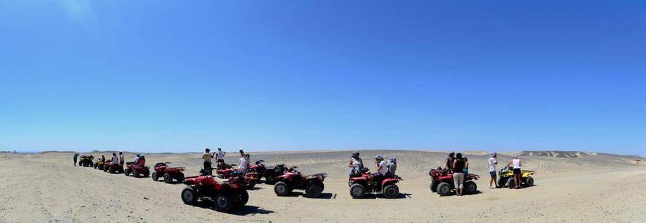 quad tour Ouarzazate Morocco