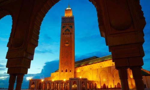 Mosque of Hassan II
