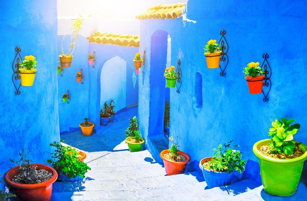 6 days Tour to Chefchaouen, Fes, Marrakech and Rabat from Tangier