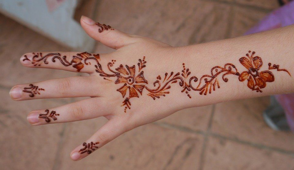 The Black Henna is not safe as Pure Henna