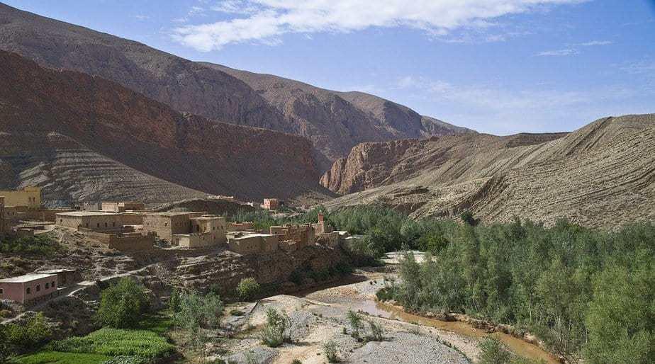 Gorges du Dades (Boumalne Dades, Morocco