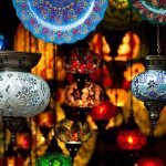 Morocco souvenirs shop