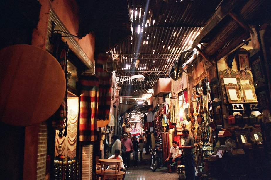 Experience Extraordinary Shopping in Marrakech